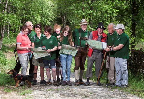 Geführte Wanderungen Harzklub