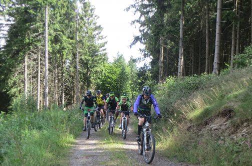Mountainbiking Harzklub