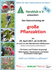 Naturschutztag Harzklub 2018