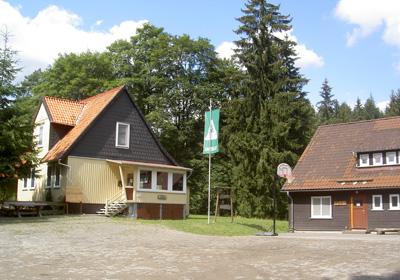 Wanderheim Wildemann Haus Wildbach Harzklub