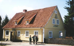 Wanderheim Sonnenberg Harzklub