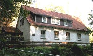 Wanderheim Uhlenflucht Bad Lauterbach Harzklub