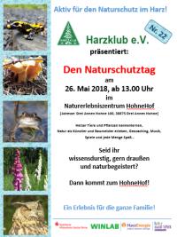 Naturschutztag 2018