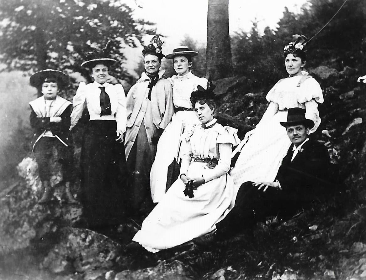 Wandergruppe 1912 Harzklub