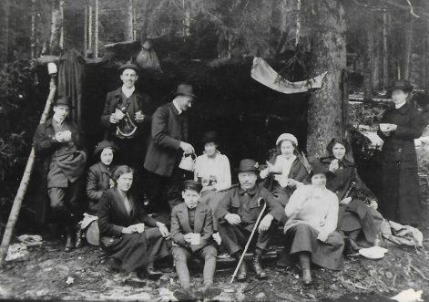 Wandergruppe Harzklub