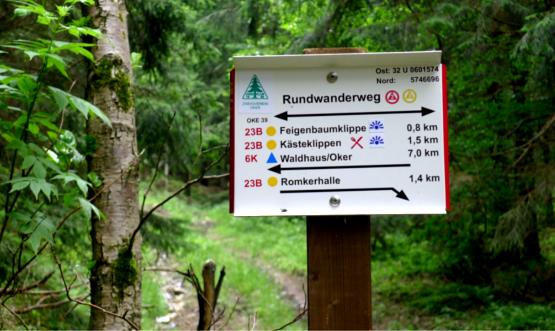 Wanderwege Empfehlungen Harzklub