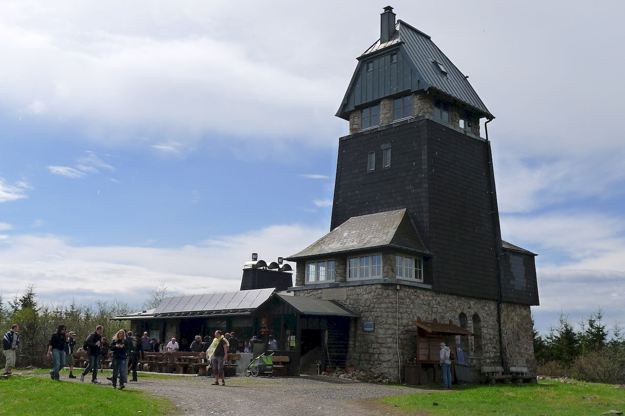 BaudenSteig Harzklub